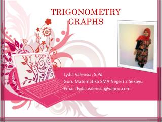 TRIGONOMETRY GRAPHS