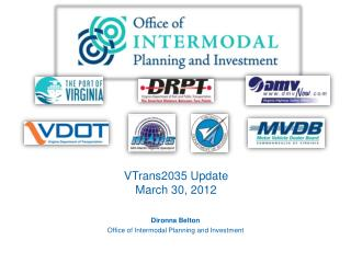 011 Dironna Belton Office of Intermodal Planning and Investment