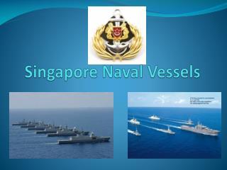 Singapore Naval Vessels