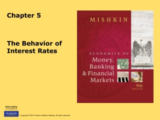 Interest Rate  Markets  Chapter 5