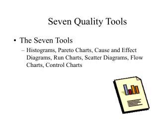 Seven Quality Tools