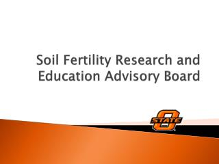 Soil Fertility Research and Education Advisory Board