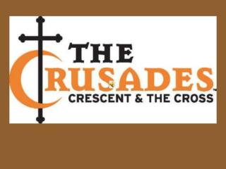 CH 9, Sect. 5 – The Crusades