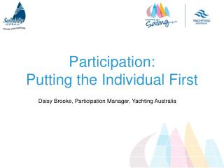 Participation: Putting the Individual First