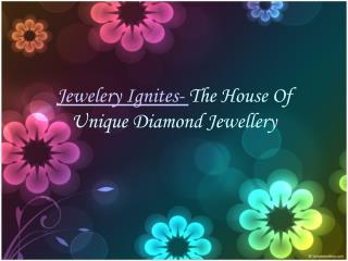 unique diamond jewelry