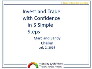 How to Start Investing and Trading in 5 Simple Steps