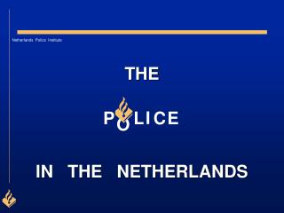THE  IN   THE   NETHERLANDS