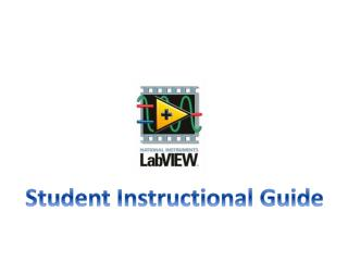 Student Instructional Guide