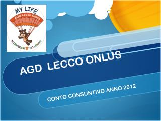 AGD  LECCO ONLUS