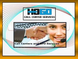 Hogo Provides Inbound Call Center Outsourcing Services