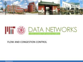 Flow and congestion control