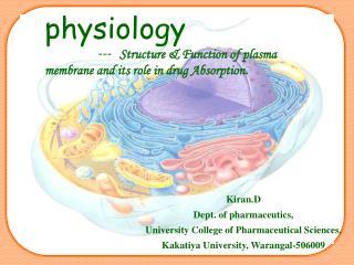 physiology