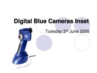 Digital Blue Cameras Inset