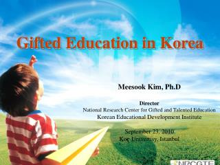 Gifted Education in Korea