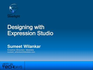 Designing with  Expression Studio
