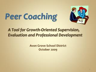 A Tool for Growth-Oriented Supervision, Evaluation and Professional Development