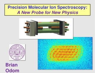 Precision Molecular Ion Spectroscopy: A New Probe for New Physics