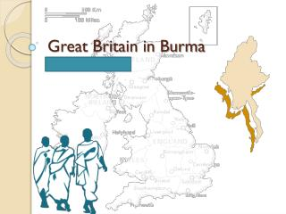 Great Britain in Burma