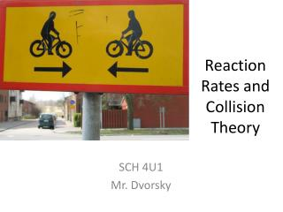 Reaction Rates and Collision Theory