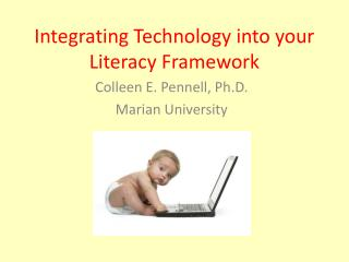 Integrating Technology into your Literacy Framework