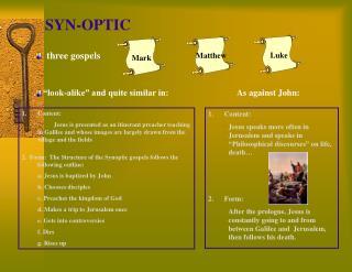SYN-OPTIC