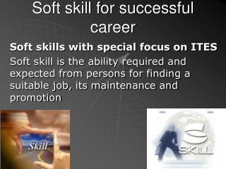 Soft skill for successful career