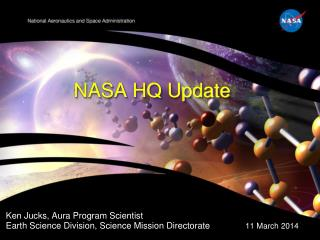 NASA HQ Update