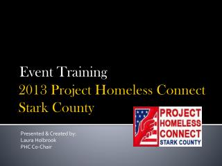 2013 Project Homeless Connect  Stark County
