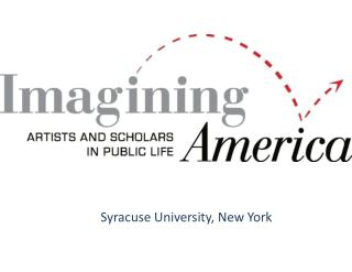 Artists and Scholars in Public  Life