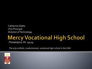 Mercy Vocational High School
