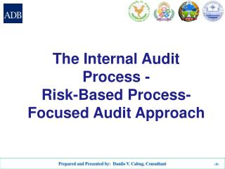 The Internal Audit Process - Risk-Based Process-Focused Audit Approach