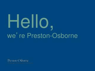 Hello,