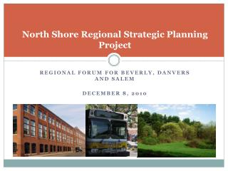 North Shore Regional Strategic Planning Project