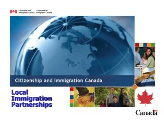 Local Immigration Partnerships