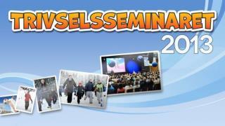 Trivselsprogrammet Erfaringer  fra Drammen