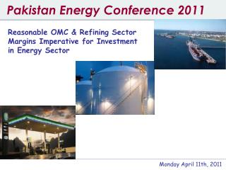 Pakistan Energy Conference 2011