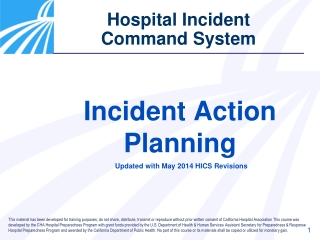 Leadership Tools In  A Mass Casualty Incident