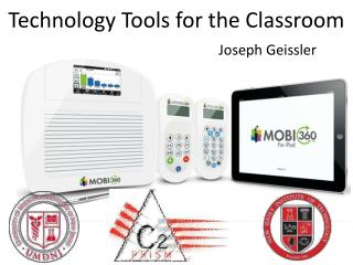 Technology Tools for the Classroom