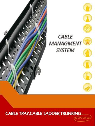 CABLE  MANAGMENT SYSTEM
