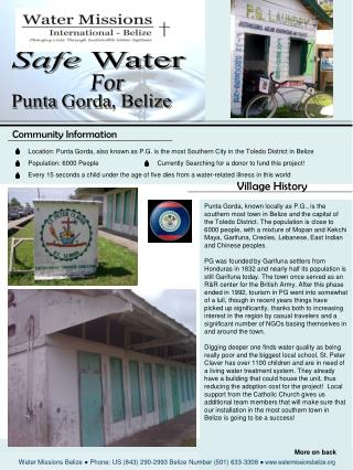 Punta  Gorda , Belize
