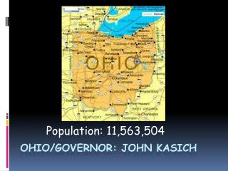 Ohio/Governor: John Kasich