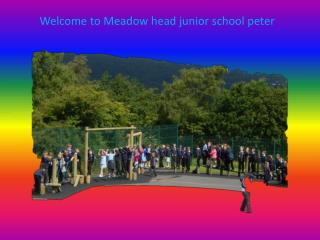Welcome to Meadow head junior school peter