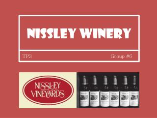 Nissley  Winery