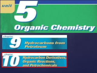 All Organic Compounds