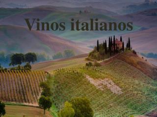 V inos i talianos