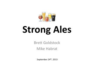 Strong Ales