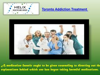 Addiction Treatment Centre Toronto