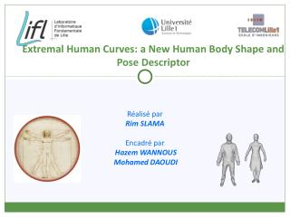 Extremal  Human Curves: a New Human Body Shape and  Pose  Descriptor