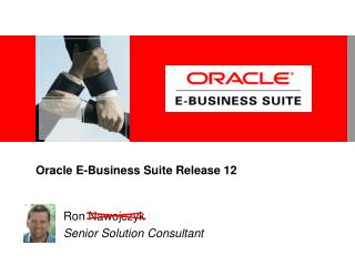 Oracle E-Business Suite Release 12