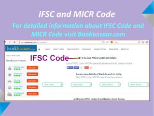 Axis Bank IFSC Code and MICR Code